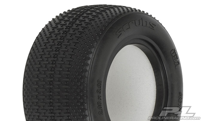 pro line scrubs t 2 2 off road truck tires 2 m3. Black Bedroom Furniture Sets. Home Design Ideas