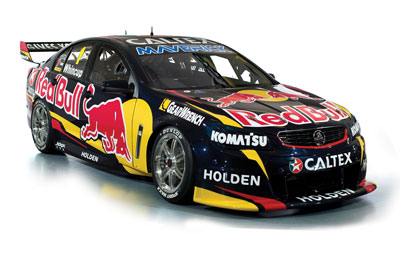 All Weather Tires >> Traxxas LaTrax 1/18 HOLDEN V8 Red Bull Racing 4WD